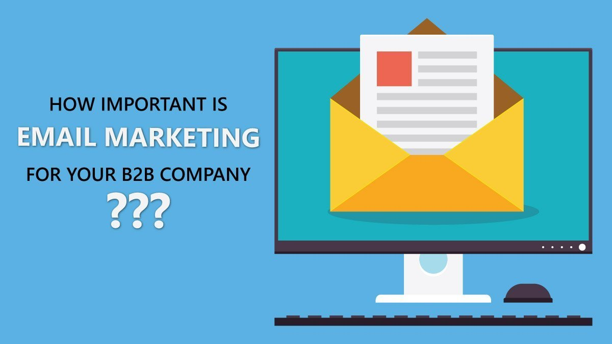 b2b email markering article
