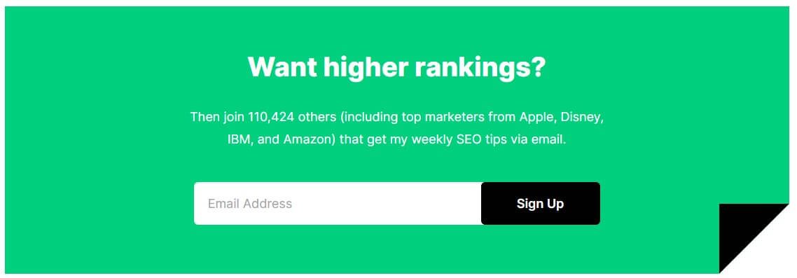 conversion rate optimization strategy strong call to action (CTA) b2bdigitalmarketers