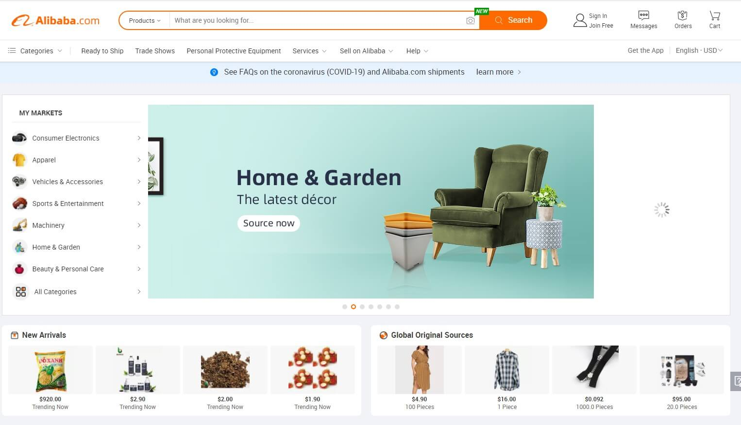 Alibaba is a great example of a B2B business. Millions of businesses are using the Alibaba website to order from Manufactures and other businesses products for a cheap price. B2B vs B2C Marketing