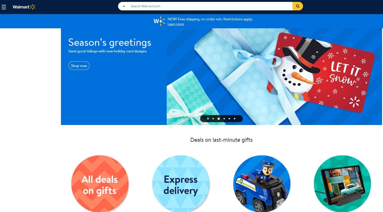 Walmart is definitely a great example of a B2C business. B2B vs B2C Marketing.