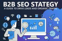 B2B SEO Strategy a guide to drive leads and organic traffic in 2021