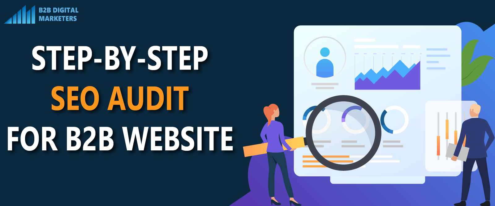 step-by-step seo audit guide for b2b websites