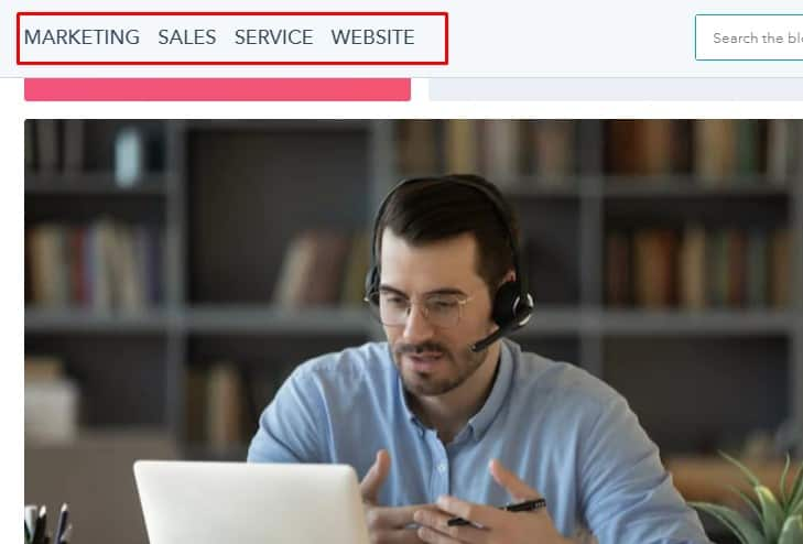 hubspot targeting personas with their keyword research