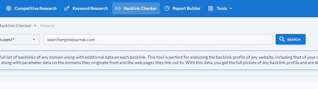 link gap analysis for seo competitive analysis