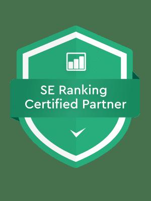 SE Ranking Certified Partner