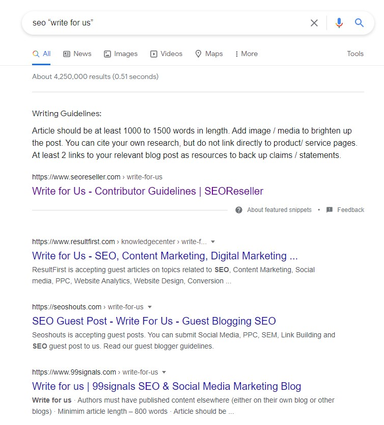 off-page seo number one mistake when doing guest blogging