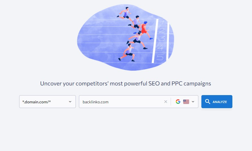 competitor analysis for long-tail keywords