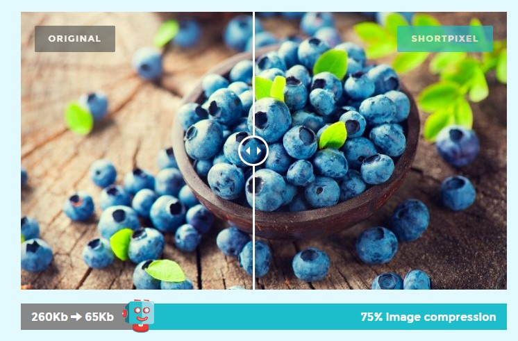 shortpixel image compression and optimization